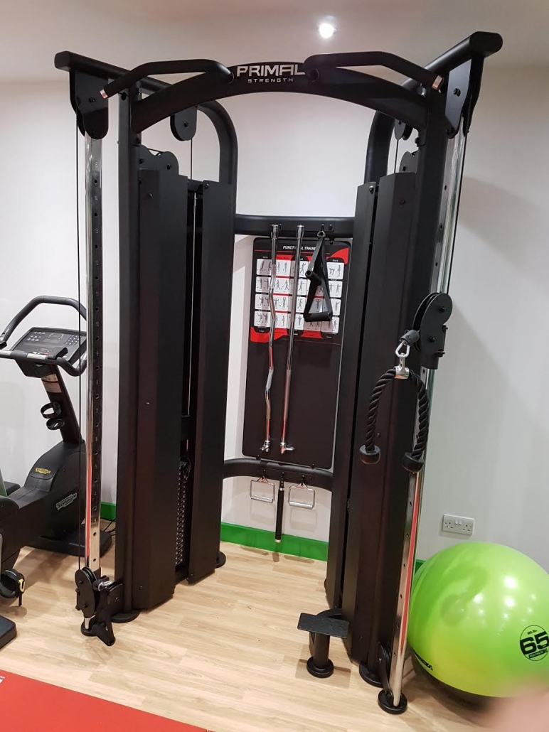 Personal sports trainer Stourbridge